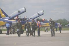 BEGROTING VAN DE DE VERHOGINGSdefensie VAN INDONESIË DE SNELSTE Stock Afbeelding