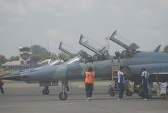BEGROTING VAN DE DE VERHOGINGSdefensie VAN INDONESIË DE SNELSTE Stock Afbeeldingen