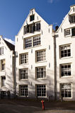 Beguinage in amsterdam Royalty Free Stock Photos