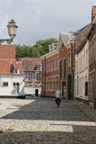 Beguinage in Lier Royalty Free Stock Images