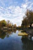 Begumflod Royaltyfri Bild