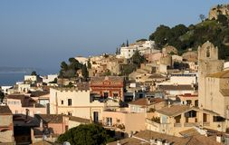 Begur ,Costa Brava Royalty Free Stock Images