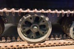 Behälter Caterpillar Stockbild