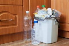 Behälter der Küche stockbilder