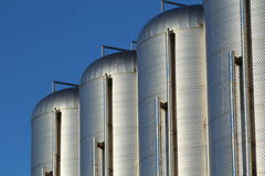 Behälter für Flüssigkeiten Stockbilder