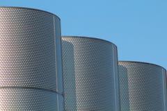 Behälter für Flüssigkeiten Lizenzfreie Stockbilder