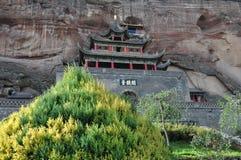 Behälter-Grafschaft Jinzhou Shaanxis Xianyang wurde Stockbild