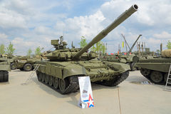 Behälter T-90 Lizenzfreies Stockbild