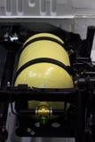 Behälter von CNG Lizenzfreies Stockfoto