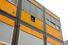 Behälterhaus Lizenzfreie Stockbilder