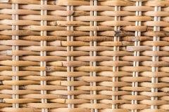 Behändig hantverkmodell för torr bambu Arkivbild