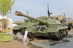Behållare IS-3 Royaltyfria Bilder