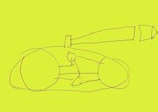 behållare Vektor Illustrationer