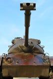 Behållare för M4 Sherman Royaltyfria Bilder