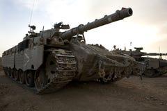 behållare för merkava för corp för armored armé israelisk Royaltyfria Foton
