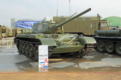 Behållare T-44 Arkivfoton