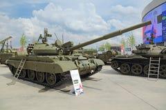 Behållare T-62 Arkivfoton