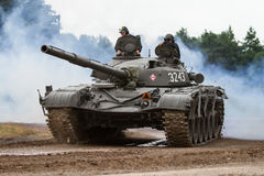 Behållare T-72 Arkivbilder