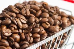 Behöver du något kaffe? Arkivbild
