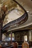 Behagfull balkong Royaltyfria Bilder