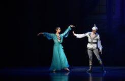 """Behalten Sie absichtlich Ballett """"One tausend und eins Nightsâ€- Lizenzfreie Stockfotografie"""