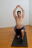 Behalten Sie Flexibilität mit richtigem abkühlen unten bei Lizenzfreie Stockbilder