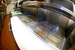 Behandeld Voedsel Royalty-vrije Stock Fotografie