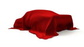 Behandelde Auto Stock Afbeelding