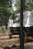Behandelde wagen Stock Fotografie
