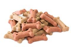 Behandelt voor honden Royalty-vrije Stock Foto's