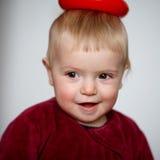 Behandla som ett barn ängeln Royaltyfri Foto