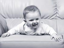 behandla som ett barn Royaltyfri Fotografi