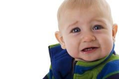 behandla som ett barn att få tänder Royaltyfri Foto