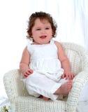 behandla som ett barn att le royaltyfria bilder