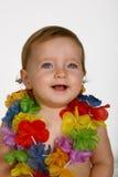 behandla som ett barn blommor Royaltyfri Foto