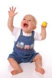 behandla som ett barn bollgolfhalleleujah Fotografering för Bildbyråer