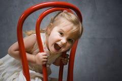 behandla som ett barn busigt Royaltyfria Foton