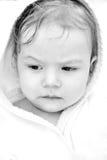 behandla som ett barn den nya pojken arkivbilder
