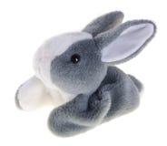 Behandla som ett barn den slappa toyen. slapp toy för gullig kanin Arkivfoto