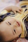 behandla som ett barn gulligt Fotografering för Bildbyråer