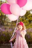 behandla som ett barn gulligt leka Royaltyfri Foto