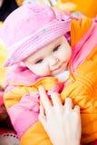 behandla som ett barn härligt Royaltyfri Bild
