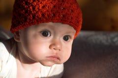behandla som ett barn härligt royaltyfri fotografi