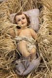 behandla som ett barn jesus Arkivbilder
