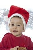 behandla som ett barn jul Fotografering för Bildbyråer