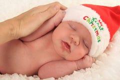 behandla som ett barn jul Royaltyfri Foto
