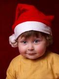 behandla som ett barn jul royaltyfria foton
