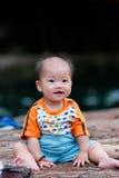 behandla som ett barn kinesen Arkivfoton