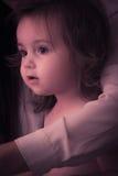 Behandla som ett barn lycklig tid Royaltyfria Foton