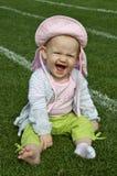 behandla som ett barn lyckligt Royaltyfria Bilder